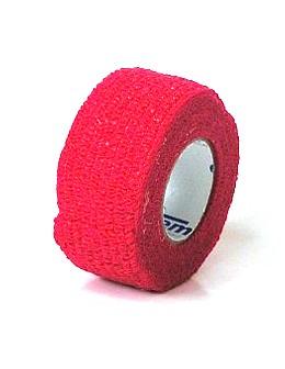 Bandaż ochronny - czerwony