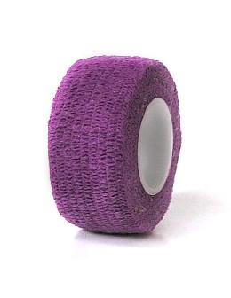 Bandaż ochronny - fioletowy