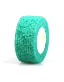 Bandaż ochronny - zielony