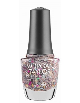 Morgan Taylor 15ml - Royal Temptations Collection - Over-the-Top Pop