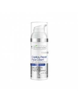 Bielenda Capillary Repair Cream with Rutin and Vitamin C 150ml