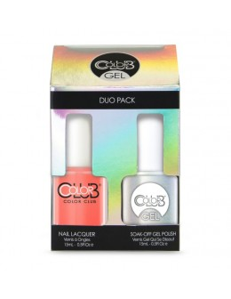 Zestaw Color Club Duo Gel Polish - N40 One Love