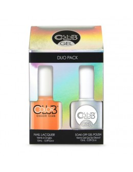 Zestaw Color Club Duo Gel Polish - N42 Jamaican Me Crazy