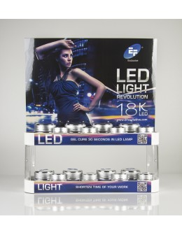 EFexclusive 18K LED 2-row Display