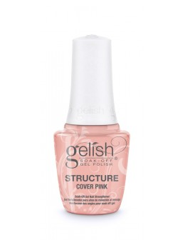 Gelish Gelish Structure Brush-On Cover Pink 15ml