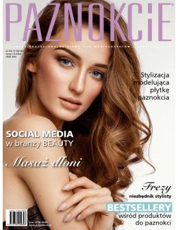"Professional Nail Magazine ""Paznokcie"" nr 85 (1/2018)"
