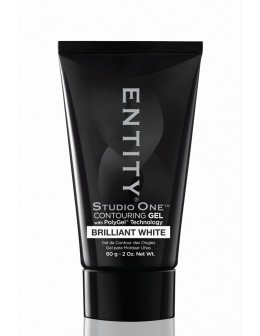 Entity Studio One POLYGEL 2oz/60g - Brilliant White