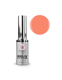 Żel Impressio Nails Gelix 10ml - 203 Orange Ice Cream