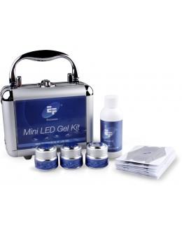 Zestaw żelowy EF Exclusive Mini UV Gel