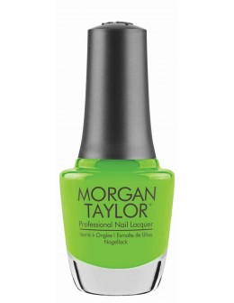 Morgan Taylor 15ml - Make A Splash Collection - Limonade In The Shade