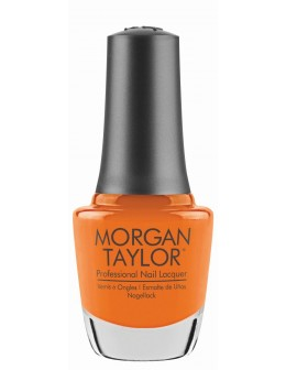 Morgan Taylor 15ml - Make A Splash Collection - You've Got Tan-Gerine Lines