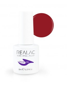 REALAC Soak Off Gel Polish 8ml - 131 - I do