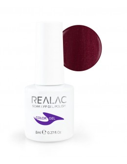 REALAC Soak Off Gel Polish 8ml - 133 - Make Every Day Valentine Day