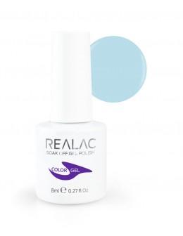 REALAC Soak Off Gel Polish 8ml - 141 - Oh Baby Go Baby