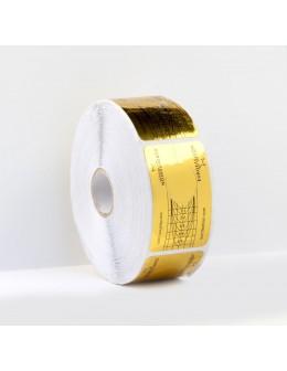 Formy do akrylu EF 500szt - złote