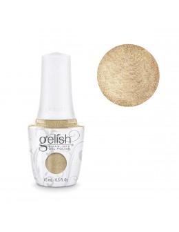 Gelish Soak-Off- Gel Polish 15ml - GIVE ME GOLD