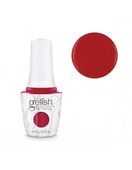 Gelish Soak-Off- Gel Polish 15ml - HOT ROD RED