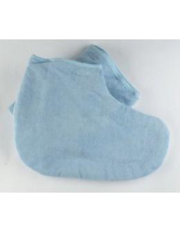 Skarpety ocieplane (para) - błękitne