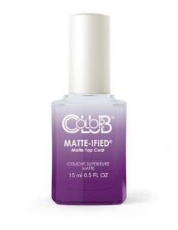 Color Club Perfect: Matte-ified Top Coat 15ml