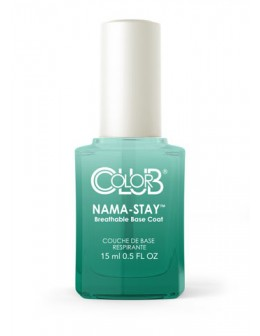 Color Club Nama-Stay Breathable Base Coat 15ml