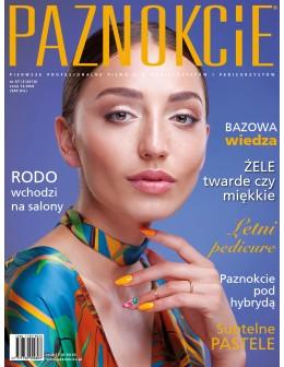 "Professional Nail Magazine ""Paznokcie"" nr 87 (7/2018)"