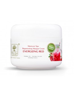 Maska Krem Olive Tree Spa Clinic Regenerating Masque Cream Energizing Red 30g
