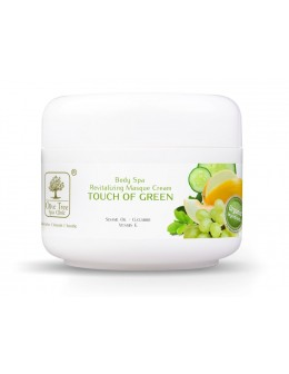 Maska Krem Olive Tree Spa Clinic Revitalizing Masque Cream Touch Of Green 30g
