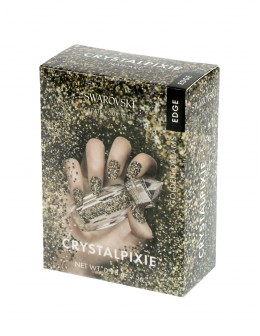 Swarovski CRYSTALPIXIE Edge 5g - Golden Dreams
