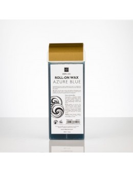 DepiCare Classic Roll-On Wax 100ml - Azure Blue (large roller head)
