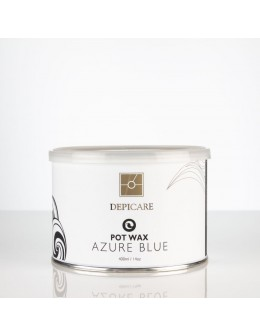 Depi Care Classic Pot Wax 400ml - Azure Blue