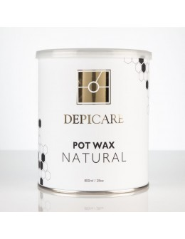 Depi Care Classic Pot Wax 800ml - Natural