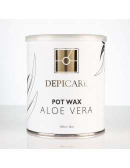 Depi Care Classic Pot Wax 800ml - Aloe Vera