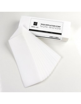 Depi Care Non-Woven Wax Remover Cloths - Large - 100pcs