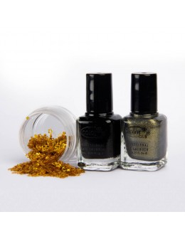 A set of 2 varnishes Color Club mini - set 5