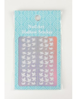 Airbrush Nail Art Hollow Sticker - STZ-K14
