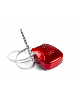 Airbrush mini red