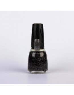 Lakier Savina 18.5ml - Black Mist