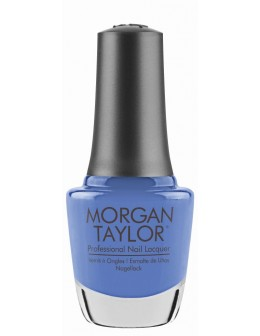 Morgan Taylor 15ml - African Safari Collection - BLUE-EYED BEAUTY