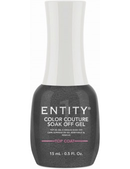 Baza ENTITY One Color Couture Soak Off Top Coat 15ml
