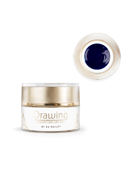 RaNails DRAWING Elastic Art Gel 5g - Blue