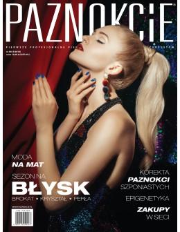 "Professional Nail Magazine ""Paznokcie"" nr 89 (5/2018)"