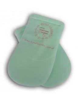 Rękawice ocieplane EF (para) - patelowe zielone