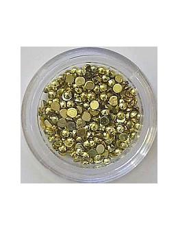 Ozdoby perełki - złote