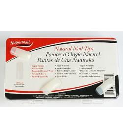 Tipsy SN Natural Nail Tips 100szt