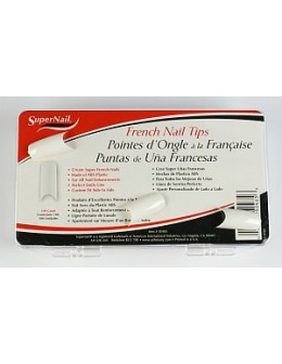 Tipsy SN French Nail Tips 100szt