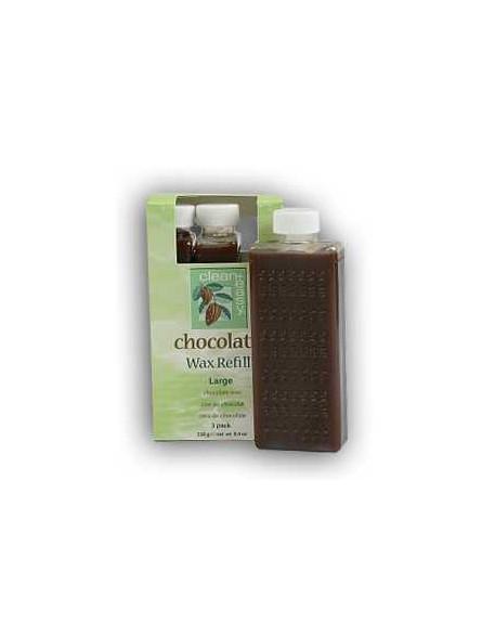 Wosk CleanEasy Chocolate Wax 3szt - uzupełnienie