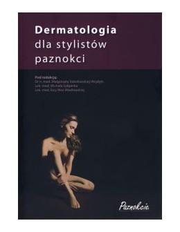 Książka Dermatologia dla stylistów paznokci