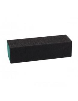 Blok polerski z logo EF czarno-zielony