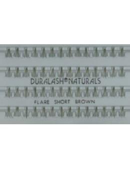 Rzęsy sztuczne Ardell Duralash Naturals Flare Short Brown