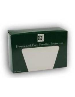 Ochraniacze CleanEasy Hands and Feet Paraffin Protectors 100szt.